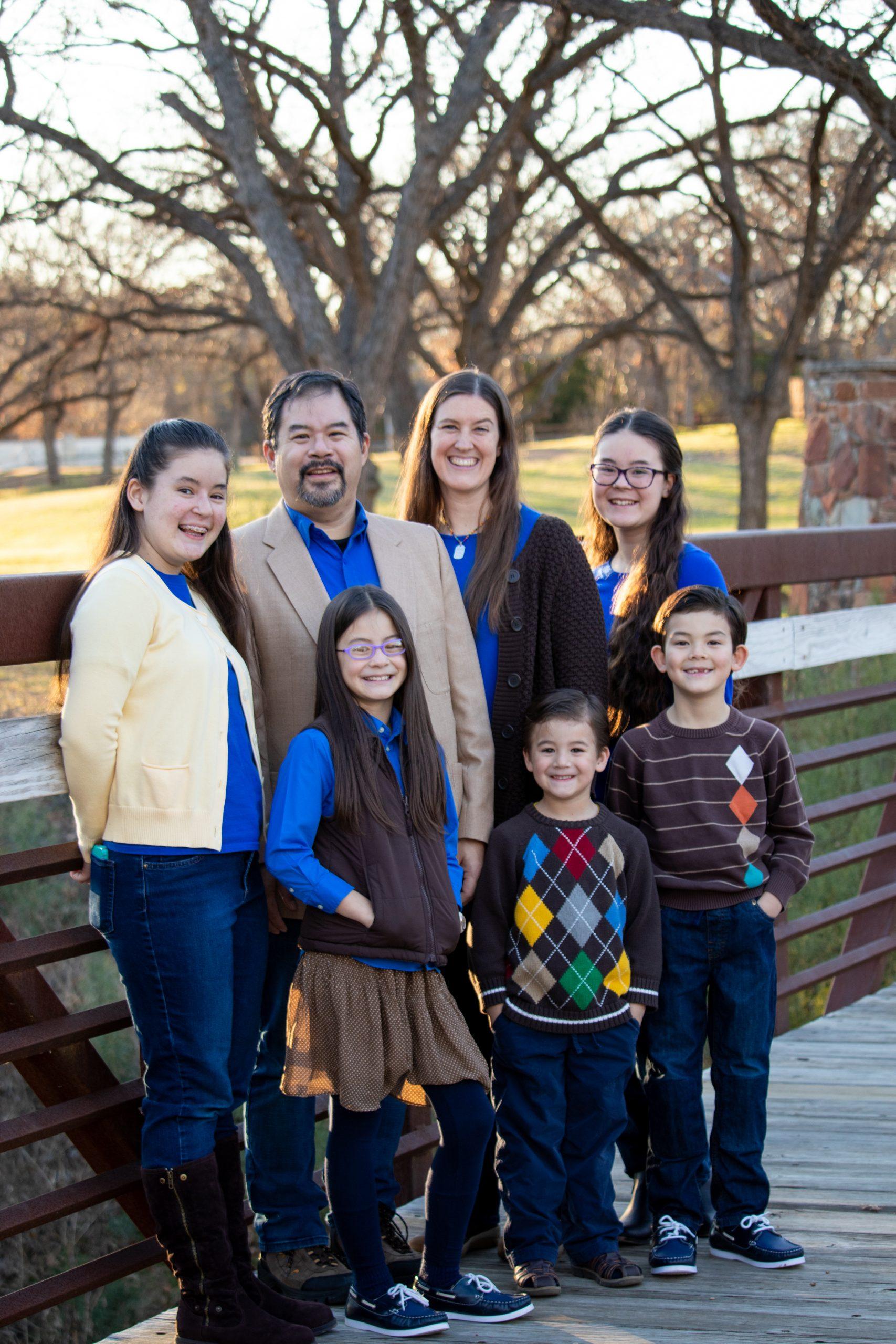 <span>Family Portrait, Photography, Portrait</span>Chen Family Portrait