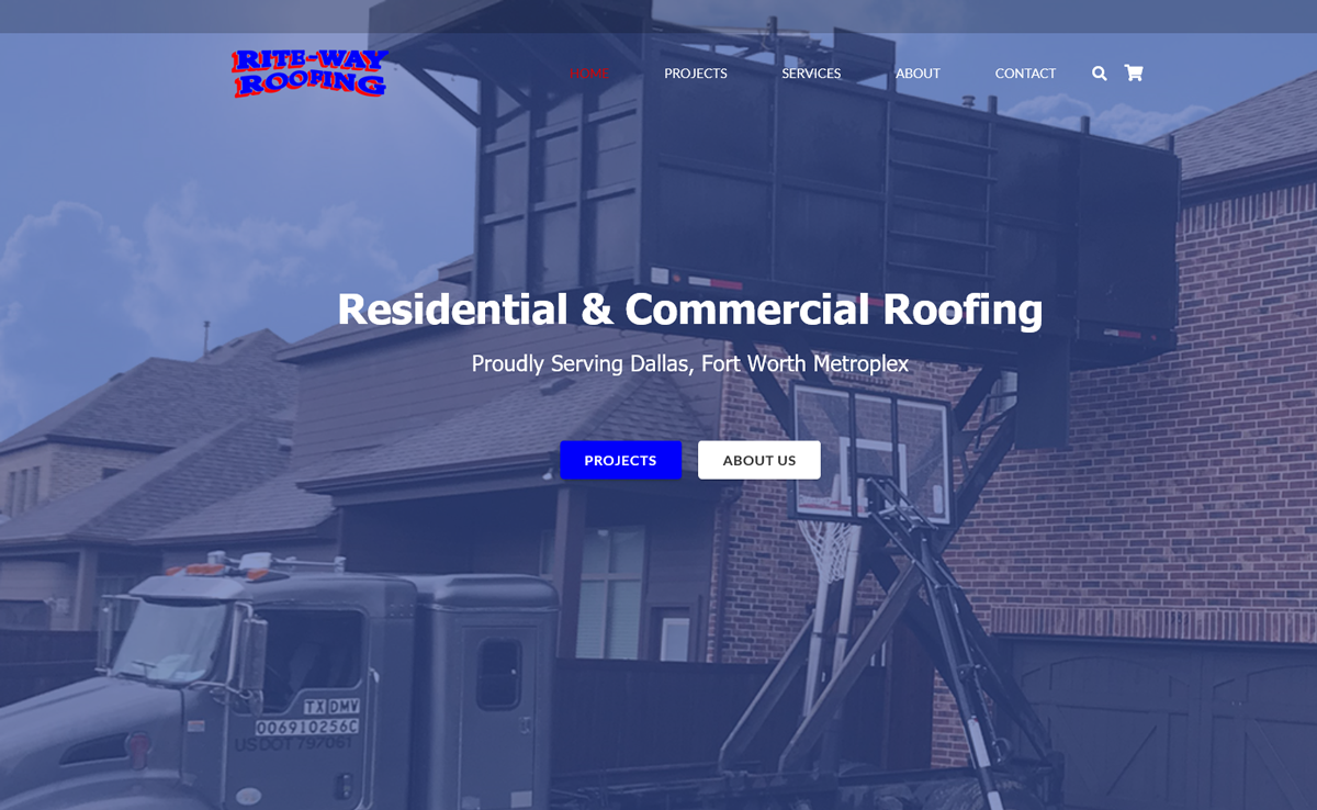 <span>Event, Photography</span>Roofing Website