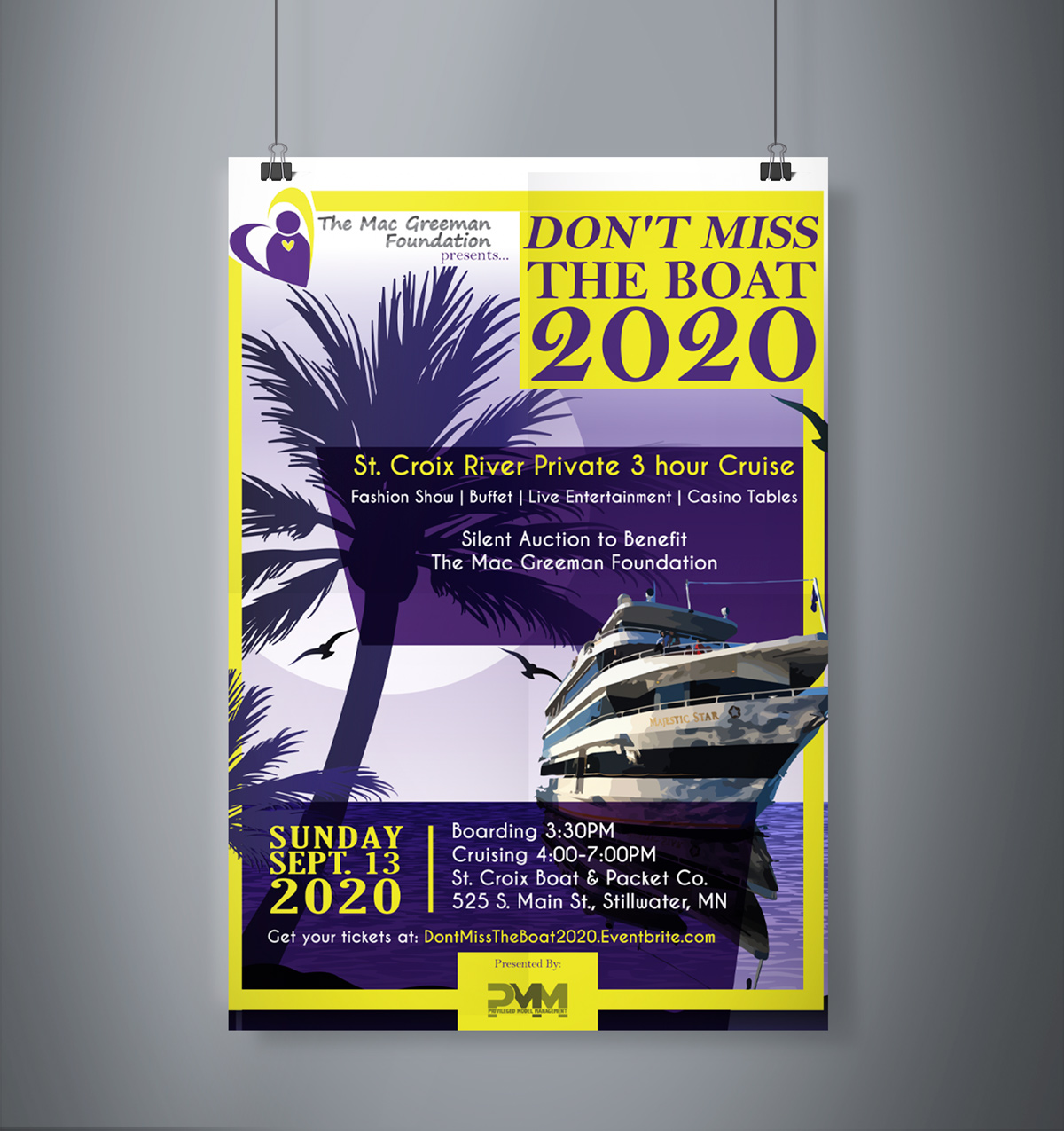 <span>Outdoor Photography, Photography</span>Event Poster Design
