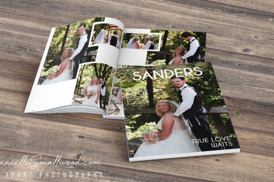 <span>Event, Graphic Design, Magazine, Outdoor Photography, Photography, Portrait, Wedding</span>Wedding Magazine Design