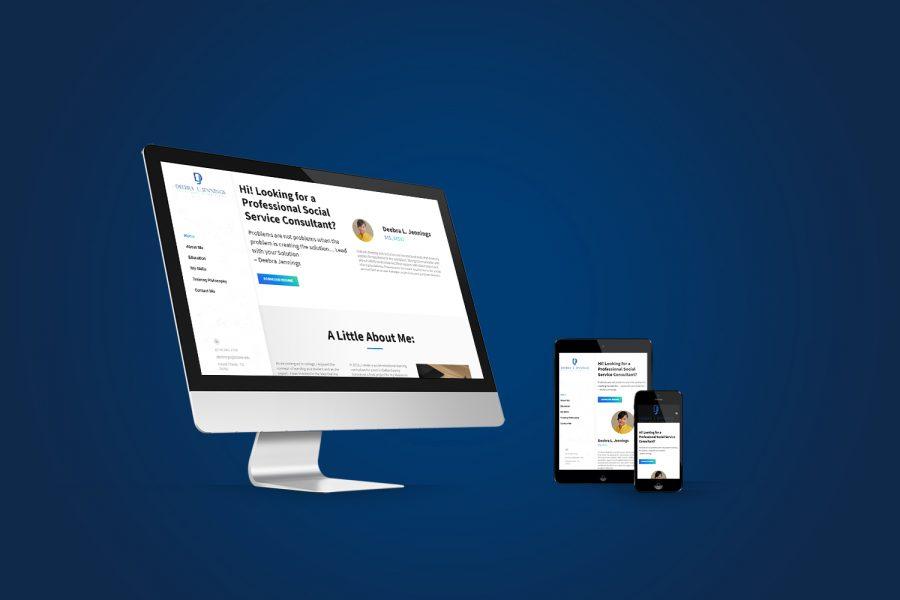 <span>Graphic Design, Resume, Website</span>Resume Website